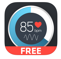 instant heart rate app mobile