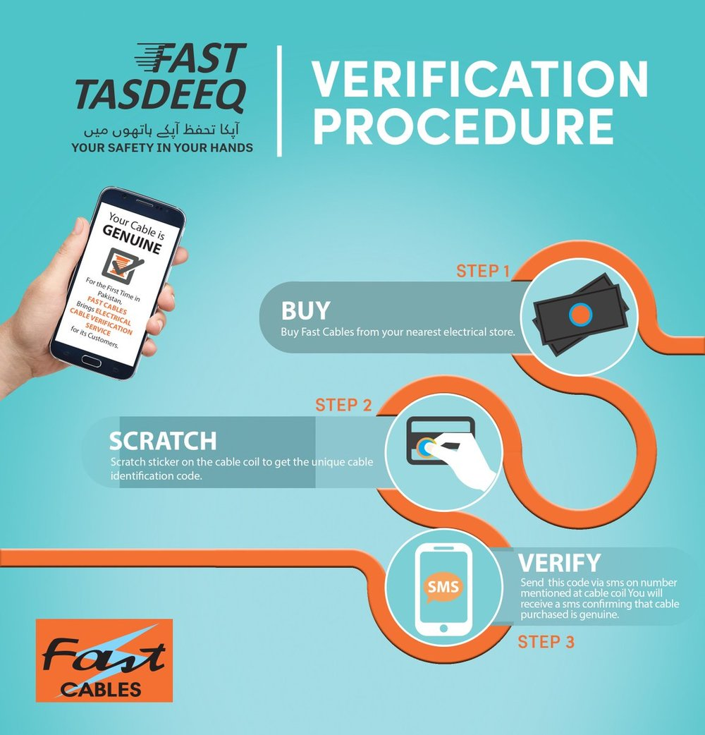 Simple verification process