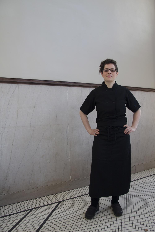 Rebecca Baron - Head Chef