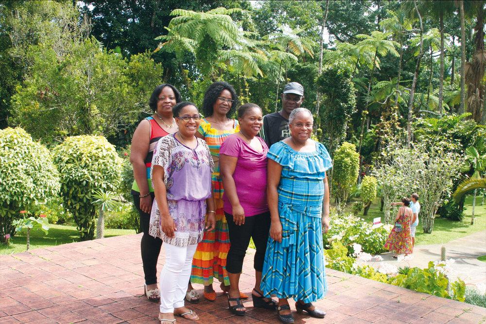 L'équipe du jardin