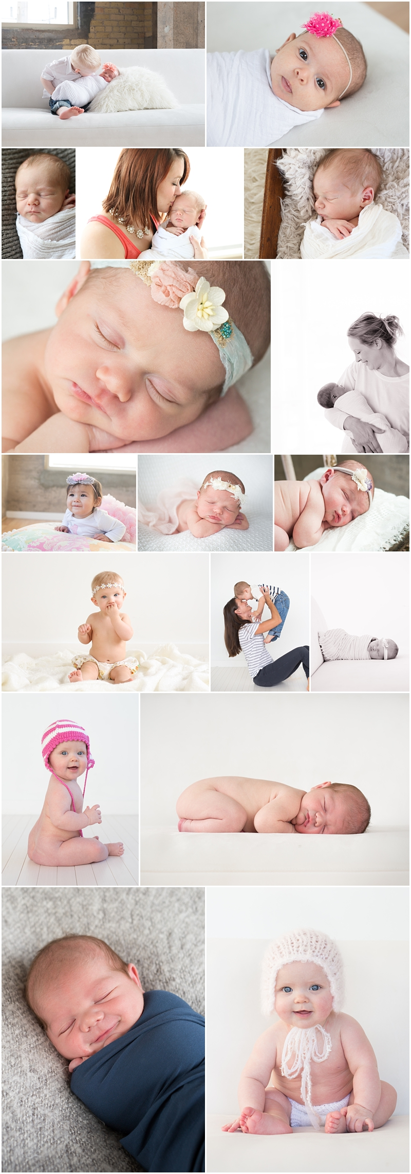 caitlin killoran photography - fargo newborn photographer