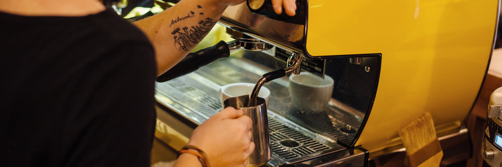 need a permanent barista? - We can match you with the right one for you