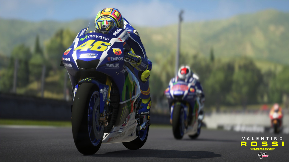 Valentino Rossi The Game, Milestone, 2016
