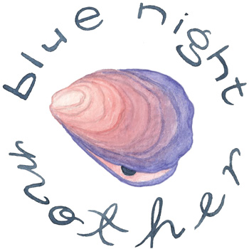 Blue Night Mother