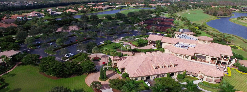 renaissance golf course, home sites, and golf club in fort myers, florida
