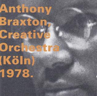 ANTHONY BRAXTON, CREATIVE ORCHESTRA (KÖLN) 1978.