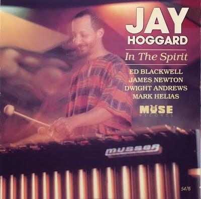 JAY HOGGARD, IN THE SPIRIT