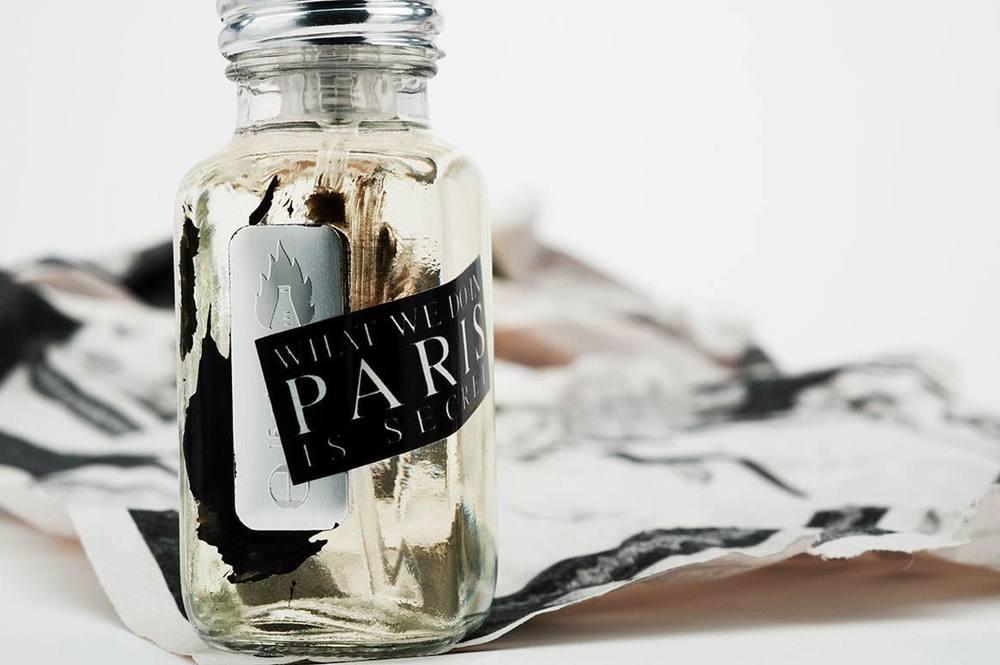 What We Do In Paris Is Secret by Dominique Ropion