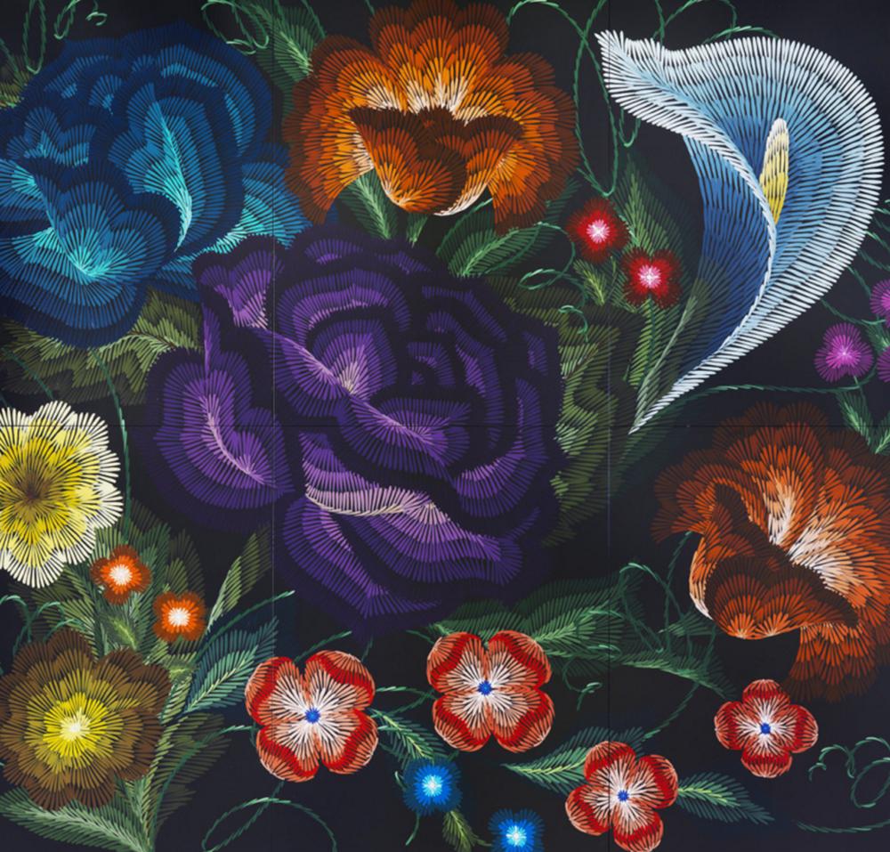 Flores En Fuego - Jet Martinez