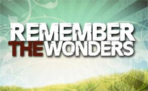 Remember the Wonders free photo by Aaron Justin on Creations Swap