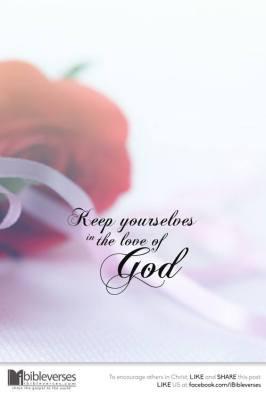 CHRISTian poetry by deborah ann ~Kept in God's Love - IBible Verse
