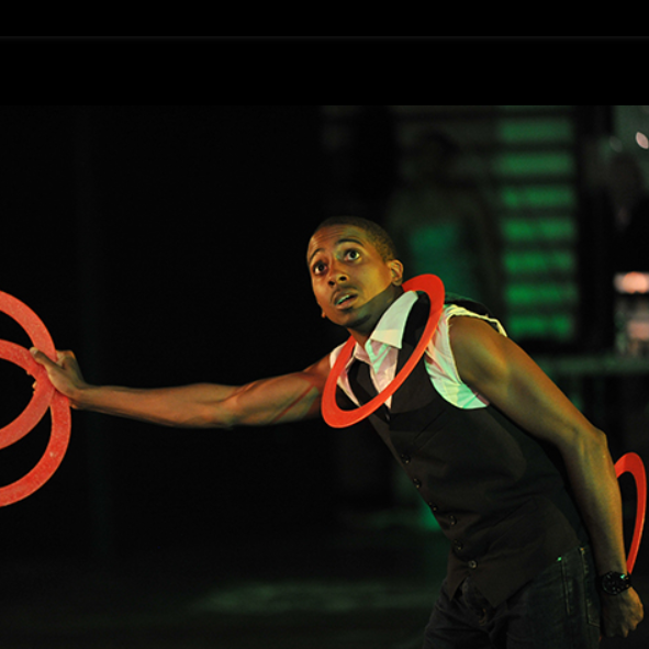 The Hip Hop Juggler