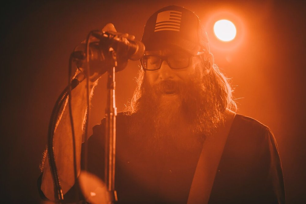 David Crowder (Photo courtesy of Evan Pierce)
