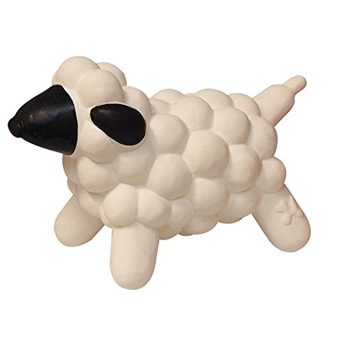 "I love the design of this chew toy ""Shelly the Sheep"" - so unique!"