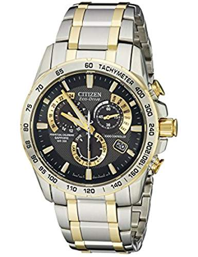 "Citizen watches are something special. Personally, I think men's watches are just as nice for women, and this would go well for ""him"" or ""her."""