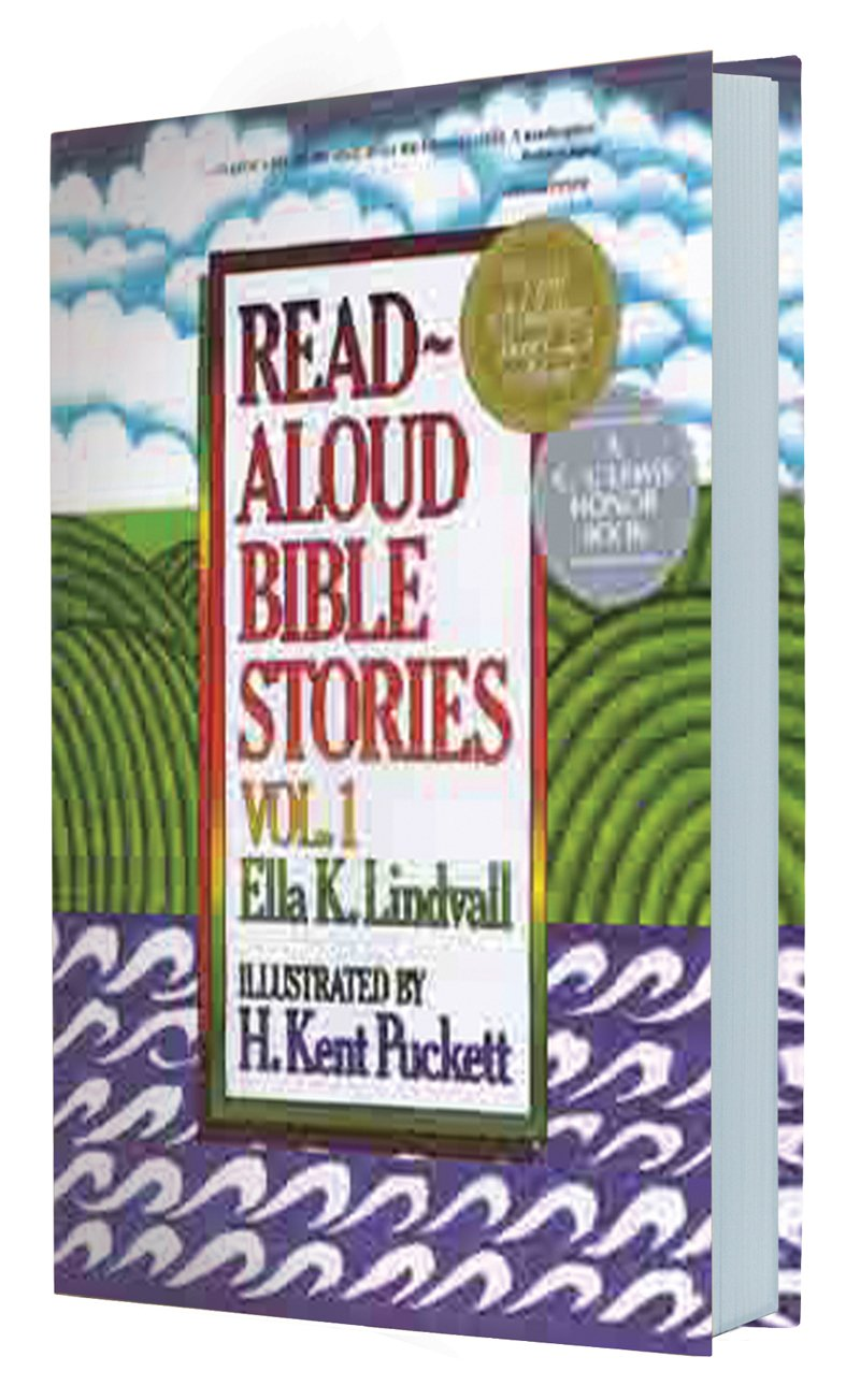 "The ""Read Aloud Bible Story"" series (four volumes total) has been a long-time hit with Sunday Schools. They are classic stories made to engage the littlest of theologians - just lovely."