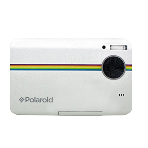 Instant gratification at its finest! Polaroid has made a compact comeback... very purse friendly!