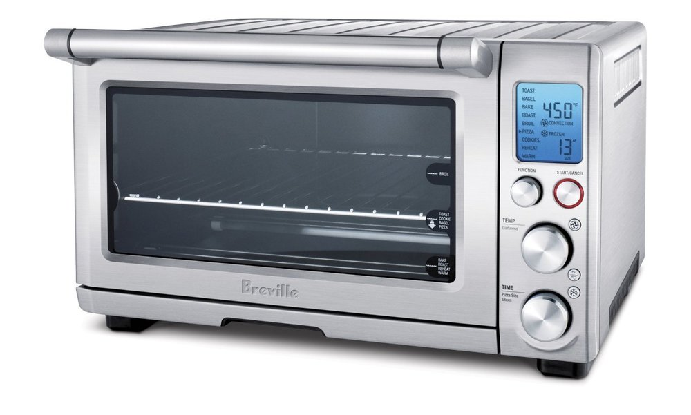 Breville smart oven - toaster oven - best toaster oven - best kitchen appliance