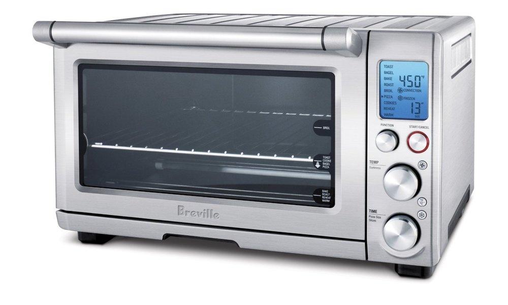 Breville smart oven - toaster oven - best toaster oven - best kitchen appliance