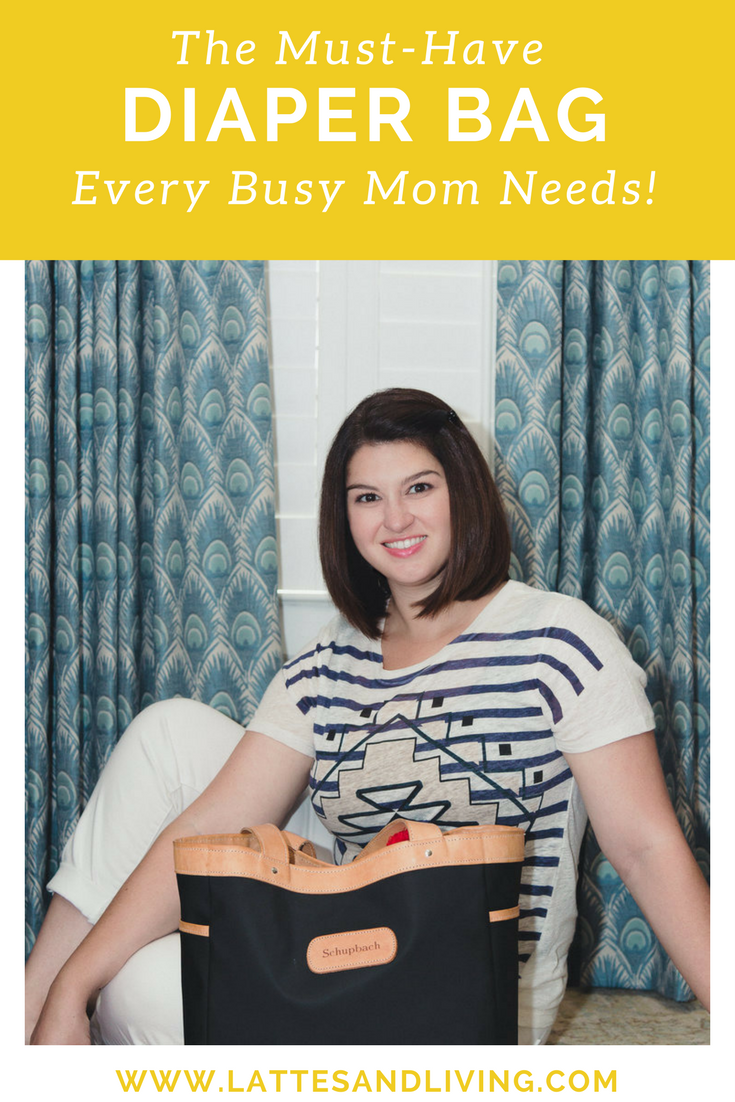 My Un-Diaper Bag: The Must-Have Diaper Bag that every busy mom needs! Best diaper/tote bag!