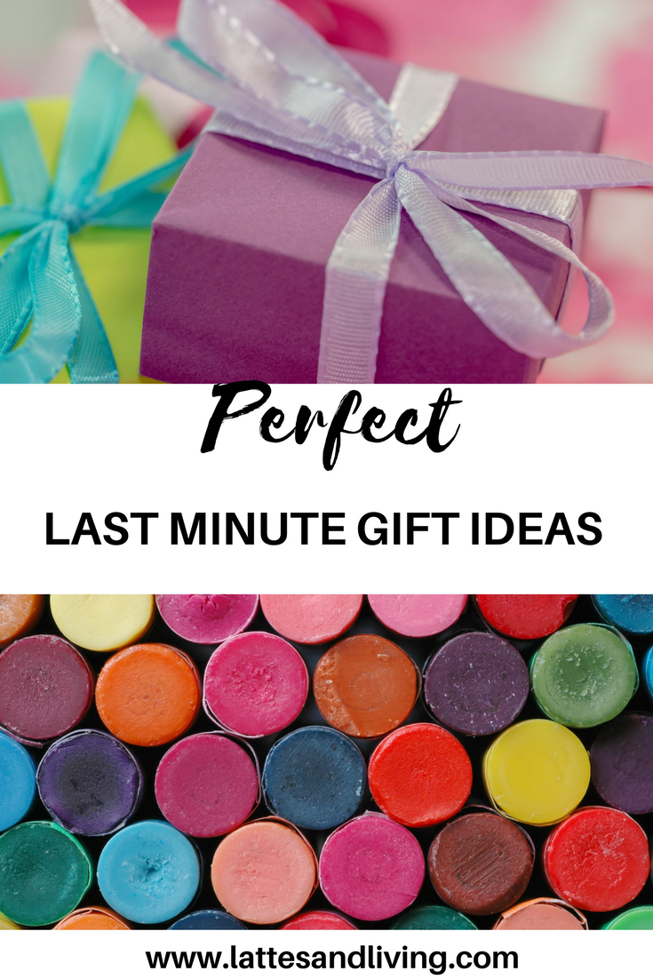 Perfect, Last-Minute Gift Ideas for everyone!