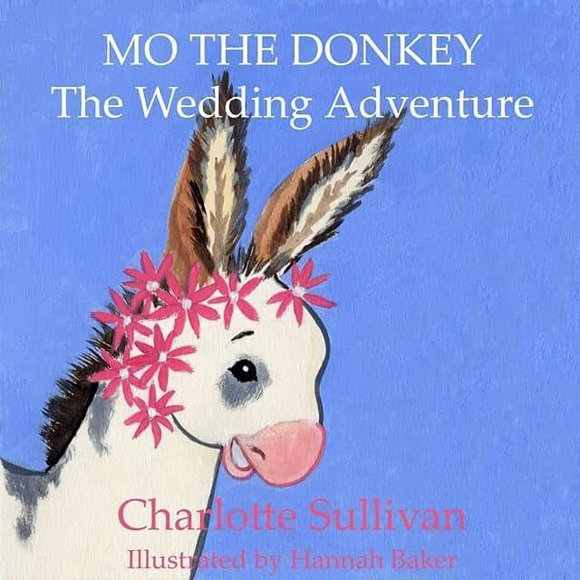 http://m.herefordtimes.com/news/14554985.Bride_walked_down_the_aisle_by_her_donkey_writes_children__39_s_novel/ #PICOFTHEDAY #herefordtimes