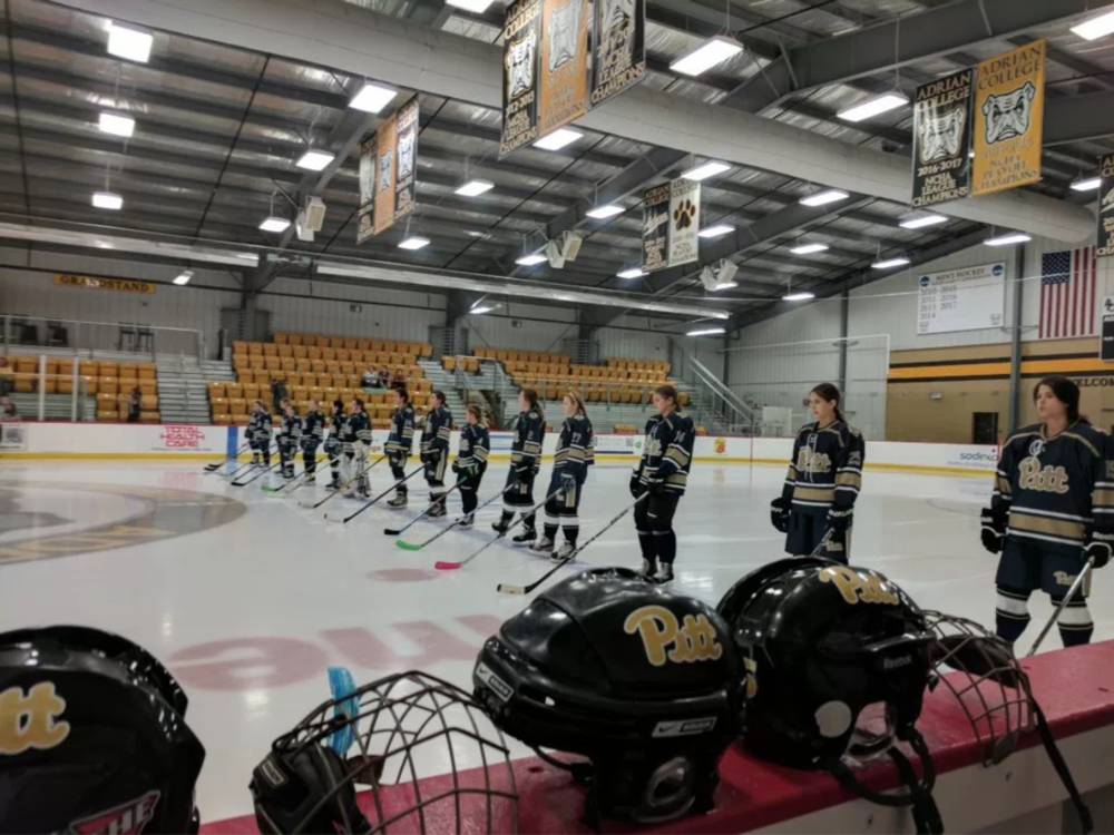Pitt Women's Ice Hockey Finding Success On and Off the Ice - Read about what Pitt Women's Hockey means to our players and our coaching staff in this feature of the Pittsburgh Hockey Digest.