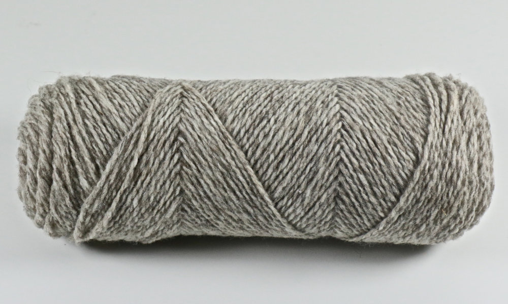 worsted 2-ply traditional wool