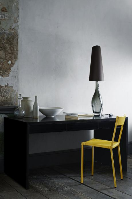 ▲ 'Lupin' table lamp for the Ochre, London