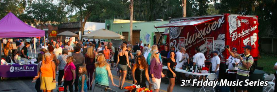 Join  Golden Zen Boutique  Friday. August 17th at The Safety Harbor 3rd Friday Music Series!