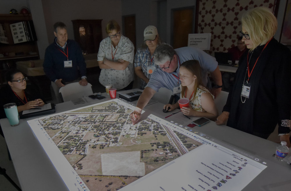 Austin County   April 2018     Workshop Story Map