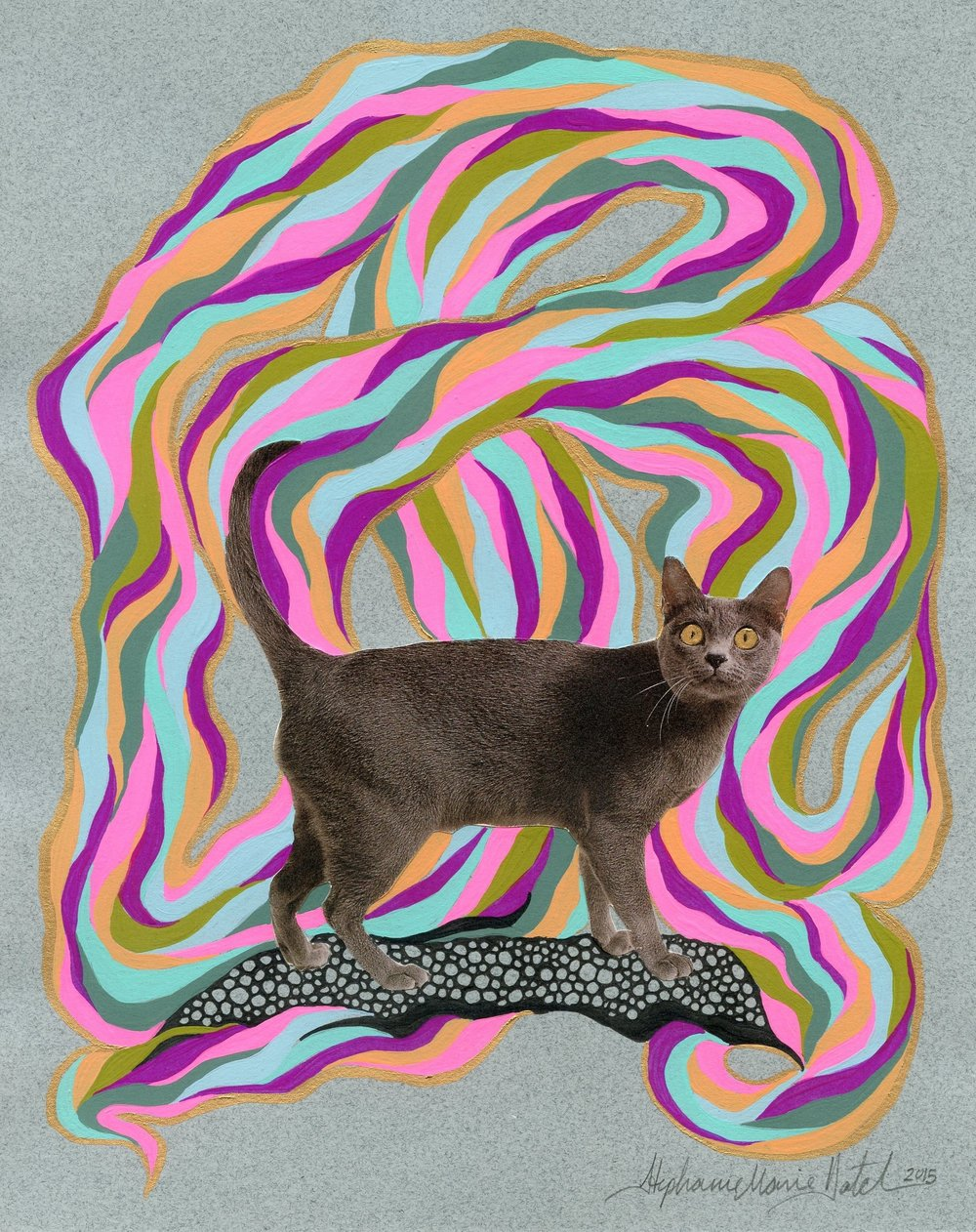 Psycedelic Cat 3 - 8x10 2015.jpg