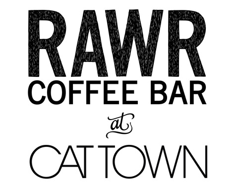 RAWR Coffee Bar, Oakland, CA