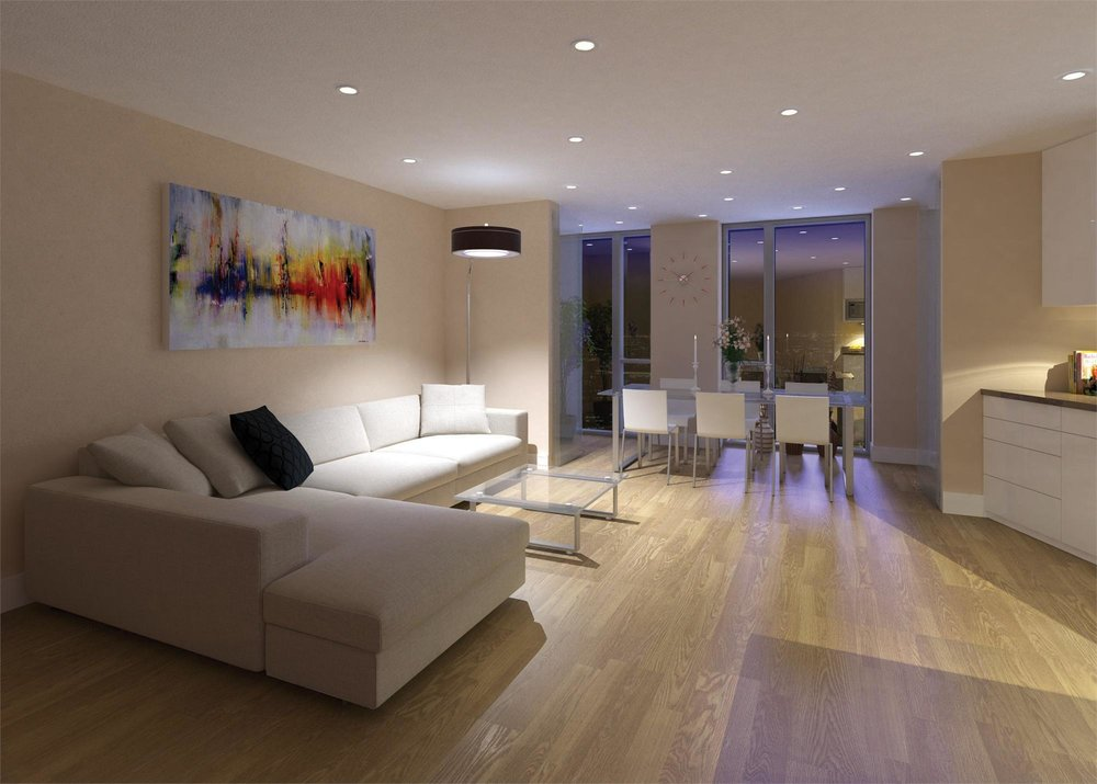 CGI Example Living Room