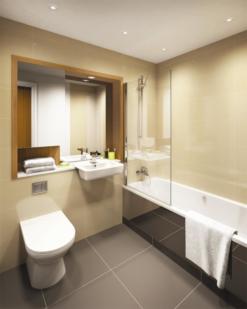 CGI of bathroom