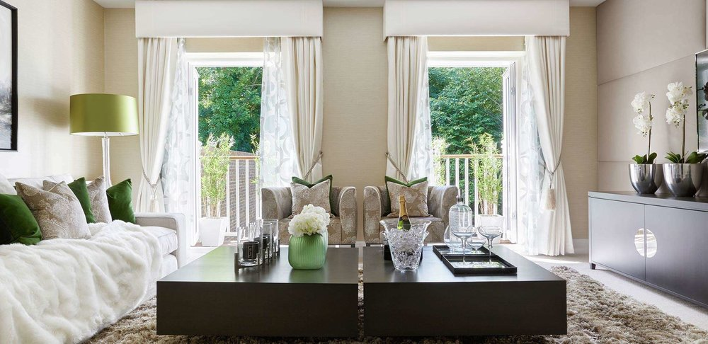 Apartments & Houses - From £350,000