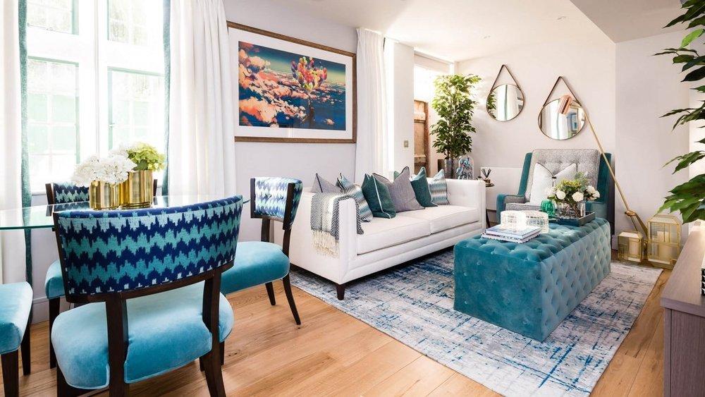 Crescent House   Show Apartment 04