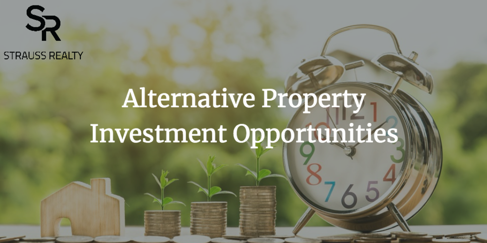 There are many ways to invest in the property industry.