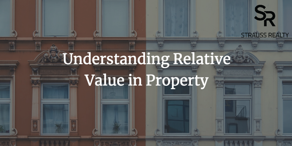 Relative value can highlight critical elements.