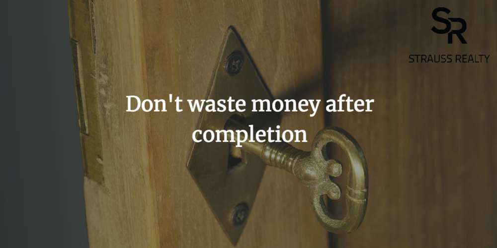Your empty property is just costing you money.