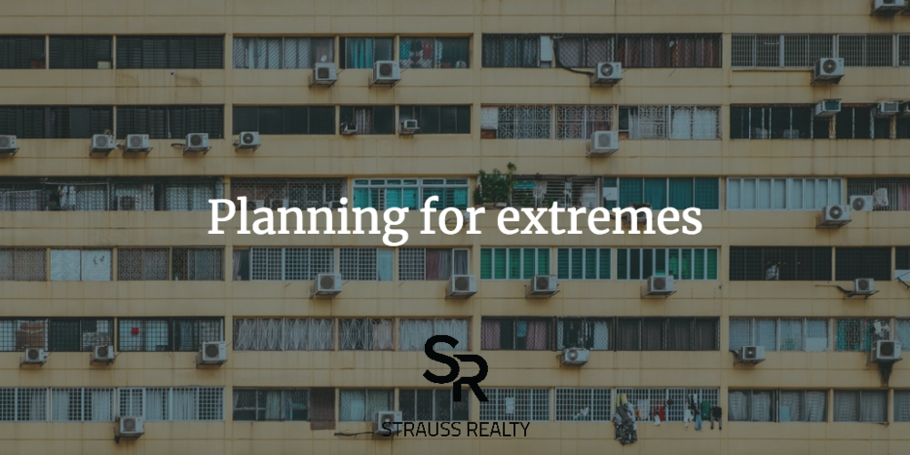 Because besides all the reasons mentioned below, you don't want your buildings looking like this.