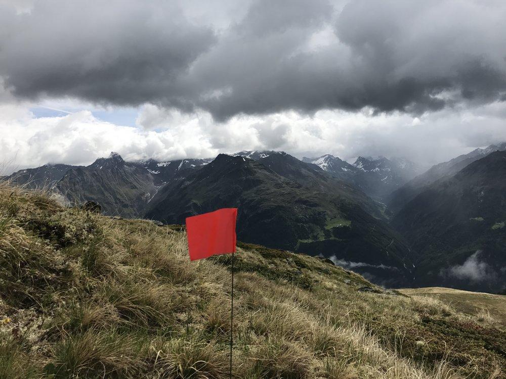Trail Design: Otztal Alps, Austria