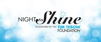 Click the photo for Night to Shine 2019 information and photos