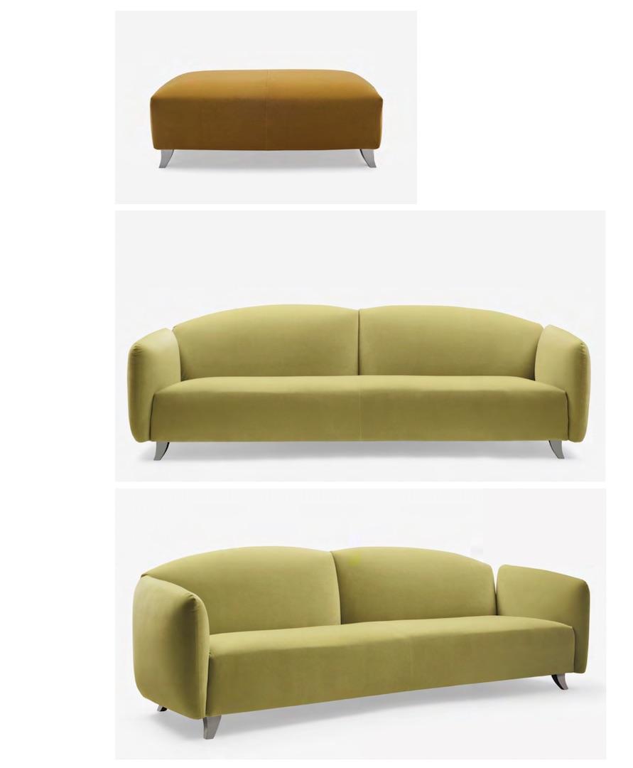 SOF 217 Modern Italian Sofas