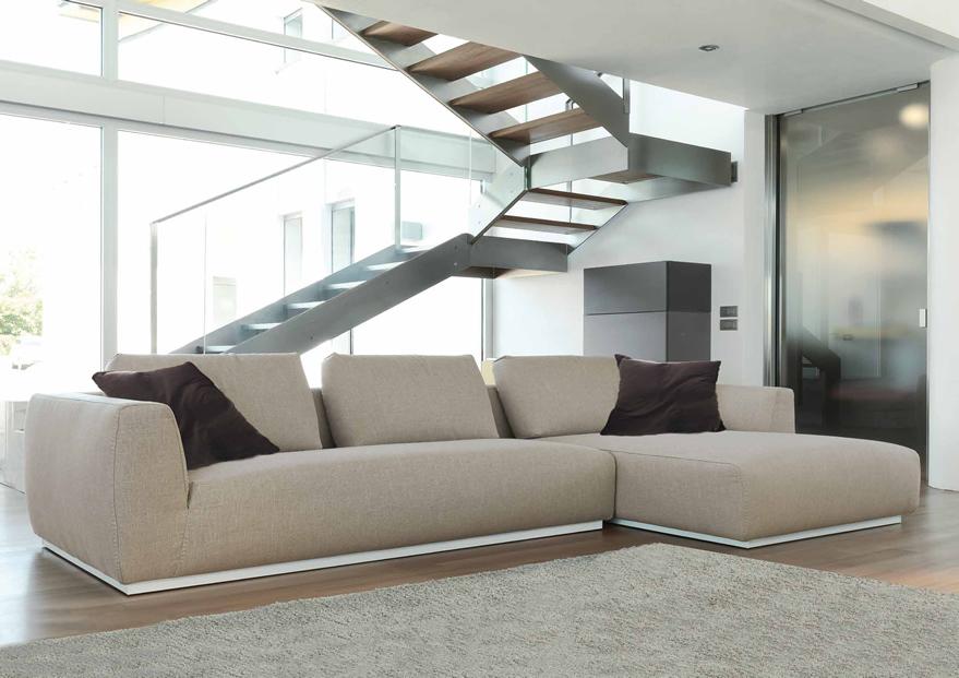 SCT 24 Italian Sectional Sofa