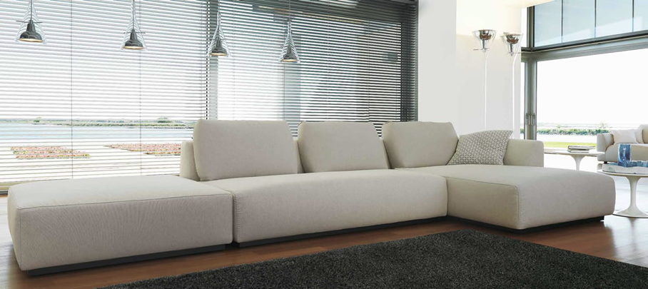 SCT 307 Italian Sectional Sofas