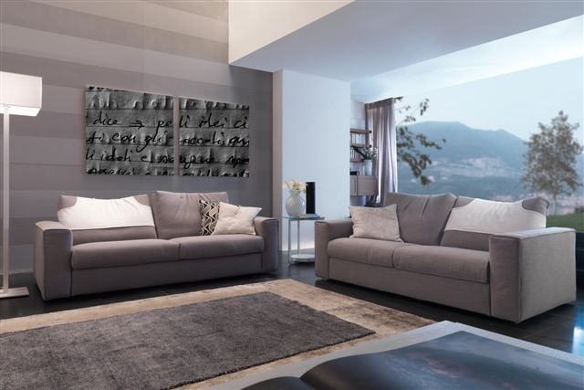 SO 41 Modern Italian Sofa