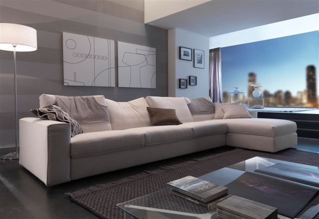 SCT 313 Italian Sectional Sofas