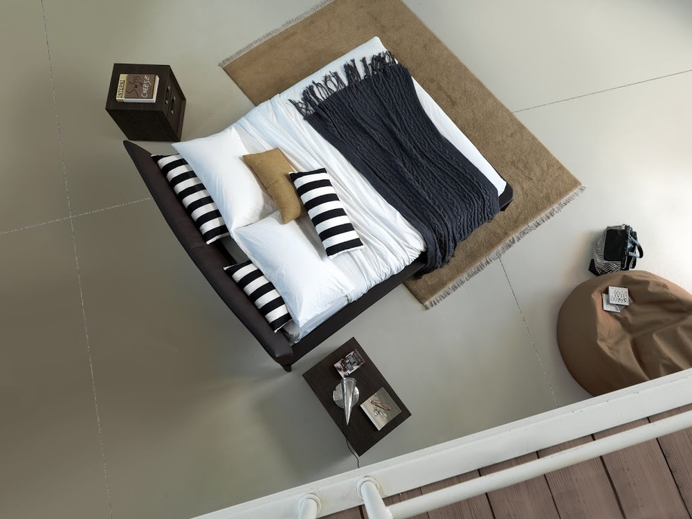BDR 210 Modern Italian Beds