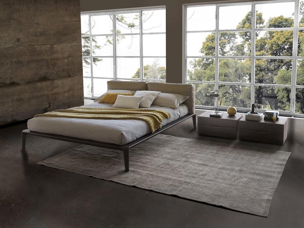 BB 10 Italian Modern Bed